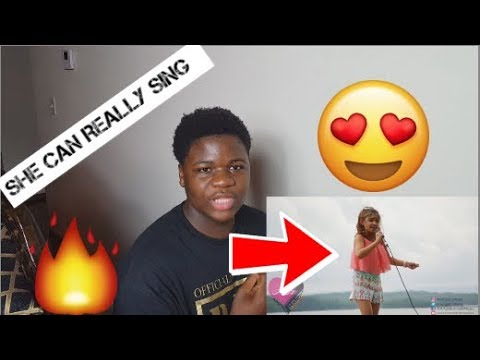 """angelica-hale-sings-""""never-enough""""-(the-greatest-showman)-*reaction*"""