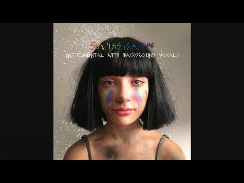 Sia - The Greatest (Instrumental with background vocals)