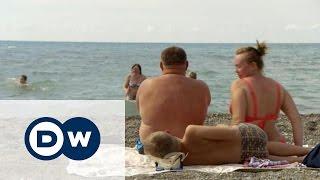 Отдых в Крыму, или Почему пустуют дешевые гостиницы (13.07.2016)(, 2016-07-13T18:33:00.000Z)