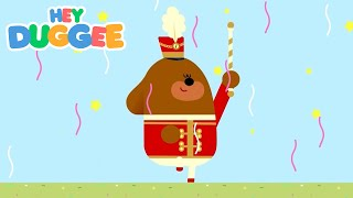 The Big Parade Badge - Hey Duggee Series 1 - Hey Duggee