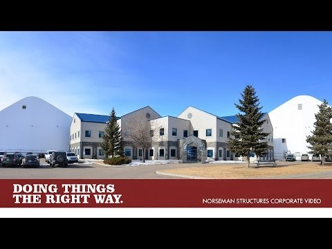 Norseman Structures | Corporate Video