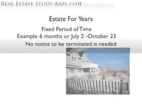 less then freehold estates real estate exam youtube