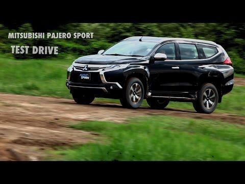 [Test Drive] 2015 All New Mitsubishi Pajero Sport  : ขับทดสอบ มิซูบิชิ ปาเจโร่ สปอร์ต ใหม่ รุ่น ท็อป