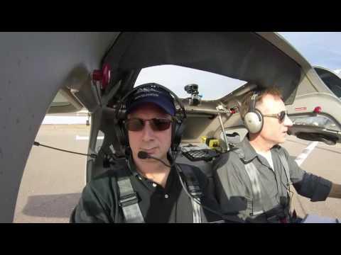 Lancaster City PA Airport (KLNS) To Ocean City NJ (26N) - Multiple Camera Views