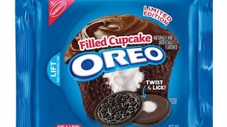 CarBS - Filled Cupcake Oreo