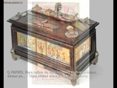 Ventes aux enchères VENTE CATALOGUEE : MOBILIER - OBJETS D'ART - TABLEAUX du 22/03/2014 - Primardec