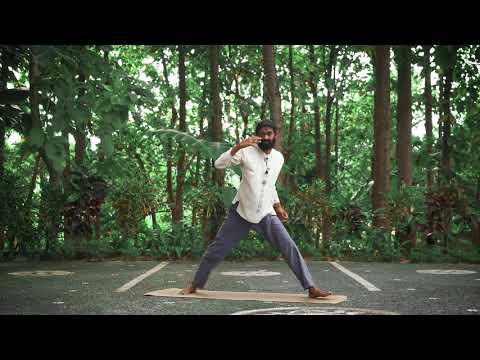 Parivrtta Baddha Parsvakonasana - Revolved Bound Angle Pose Alignment