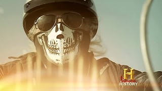 History - Gangland Undercover