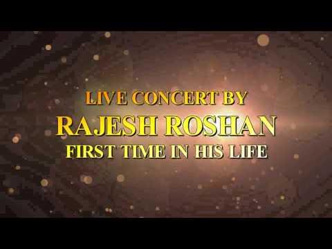Roshan Se Roshan - Live Concert by Rajesh Roshan