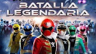 Power Rangers: Super MegaForce - Batalla Legendaria Super Extendida