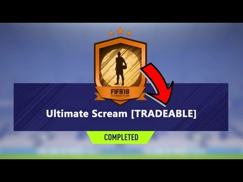FIFA 18 ULTIMATE SCREAM TRADEABLE SBC INVESTING! | TRADING TO GLORY #31 | FIFA 18