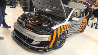 VW Golf GTI - Supergolf - JP Performance - Essen Motor Show 2019