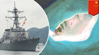 South China Sea: US warship sails near Triton island, Beijing calls it 'provocation' - TomoNews