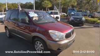 Autoline's 2004 Buick Rendezvous AWD Walk Around Review Test Drive