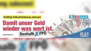 Schilling-Volksabstimmung zulassen!