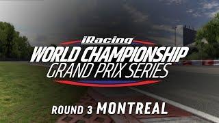 iRacing World Championship GP Series | Round 3 at Montreal