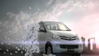 Iklan Daihatsu New Xenia Paperplane