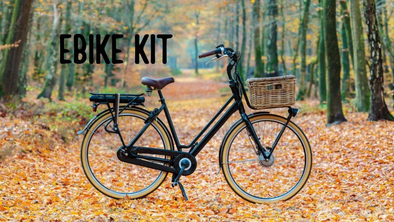 36v 500w Diy E Bike Kit From Ebay Youtube Electric Motorcycle Battery Wiring Diagram
