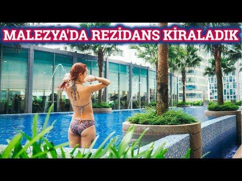Malezya'da Bileklik Satarak Rezidans Kiraladık 🇲🇾
