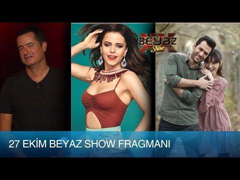 27 Ekim Beyaz Show Fragmanı