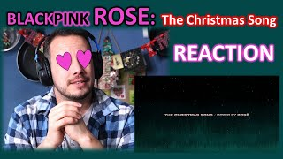 Rose - 'The Christmas Song (Nat King Cole)' Cover | Reaction