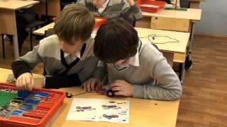 LEGO технологии на второй ступени обучения Лицея № 2 г. Нижневартовска