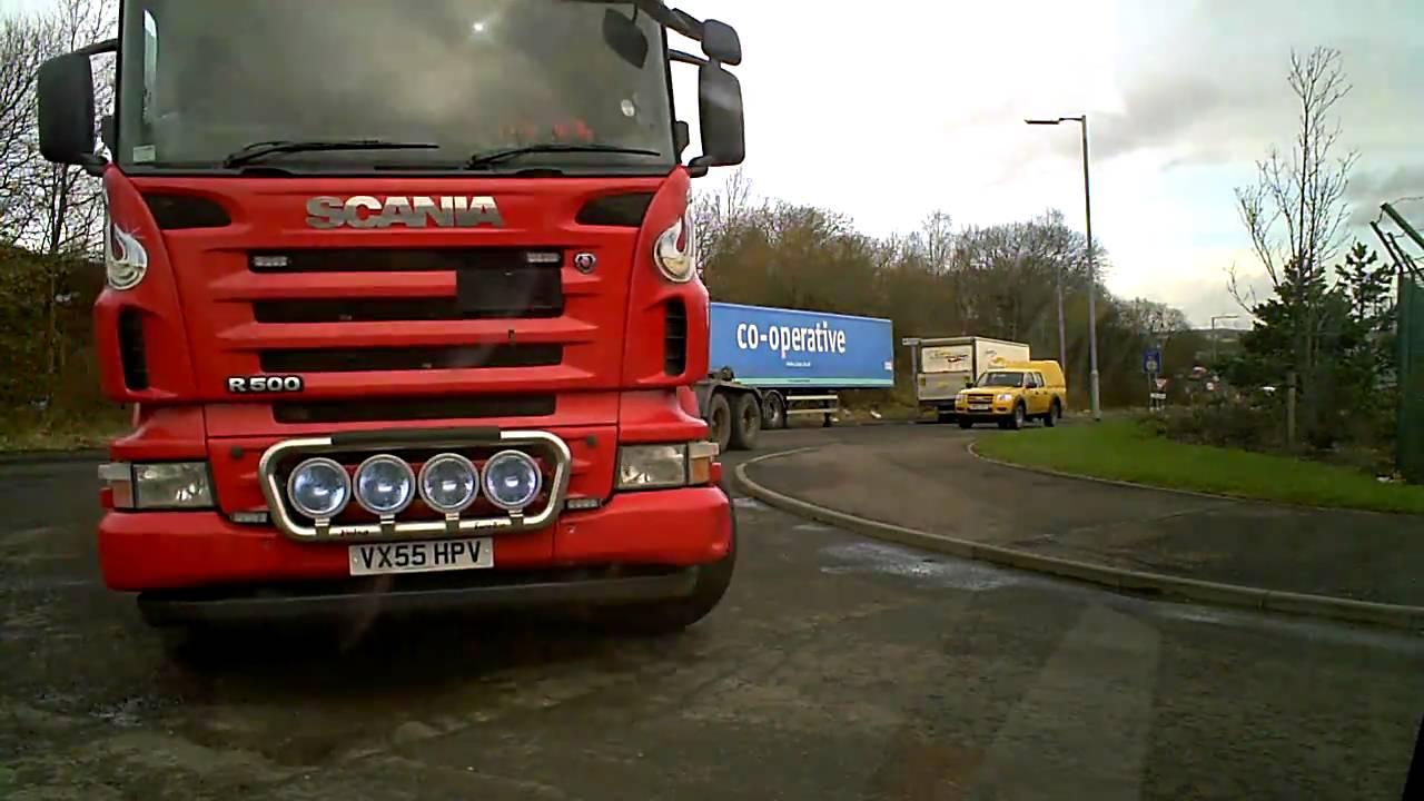 Truck breakdown 92