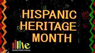 Hispanic Month Events at EPL