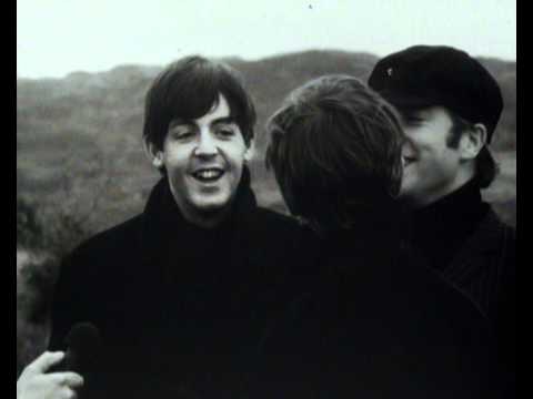 The Beatles interview