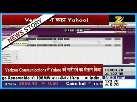 Yahoo sold out to Verizon Communication in Rs.33,000 Crore