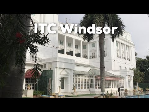 ITC Windsor In Bengaluru