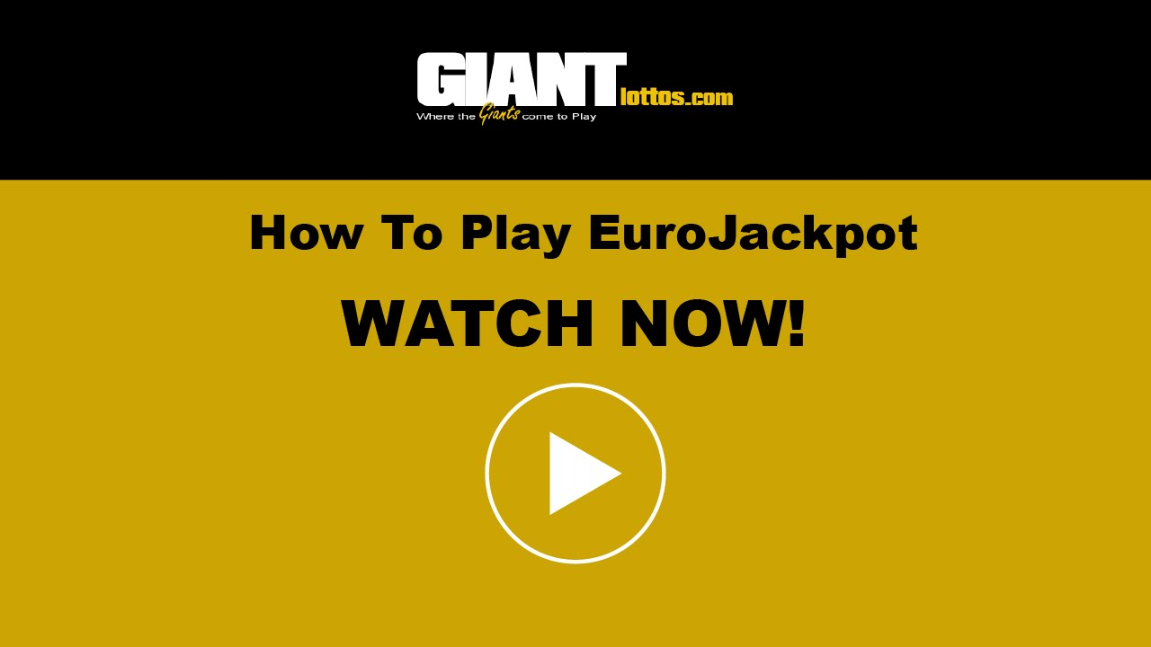 Online Eurojackpot