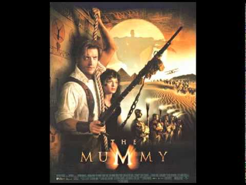 The Mummy 1 Soundtrack 02- The Sarcophagus
