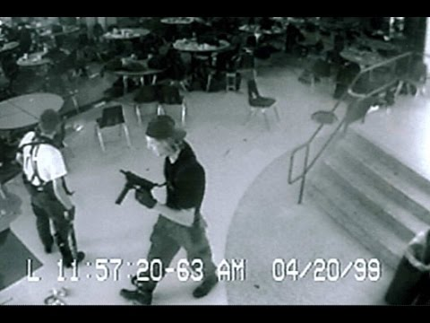 The Columbine school shooting... why would two senior boys decide to blow up their school?