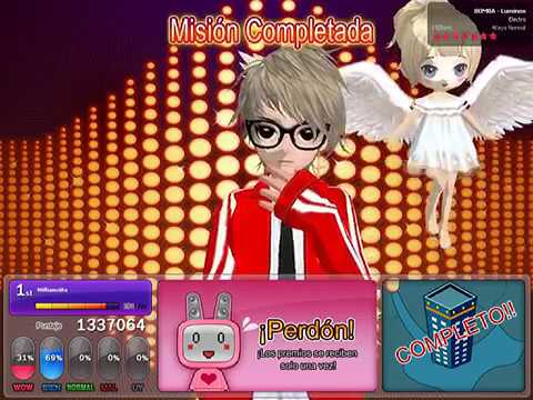 Love Ritmo - BOMBA - Luminox - Electro // All Combo