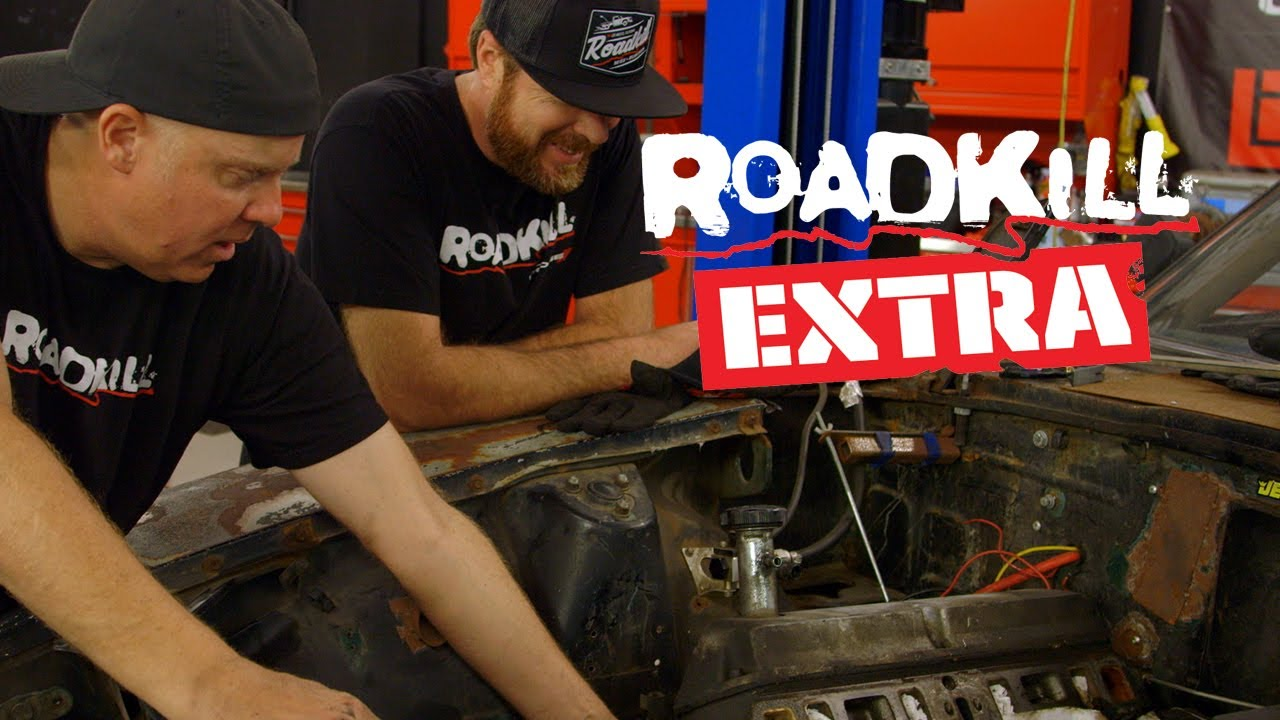Rotsun bloopers and outtakes roadkill extra youtube for Motor trend channel youtube