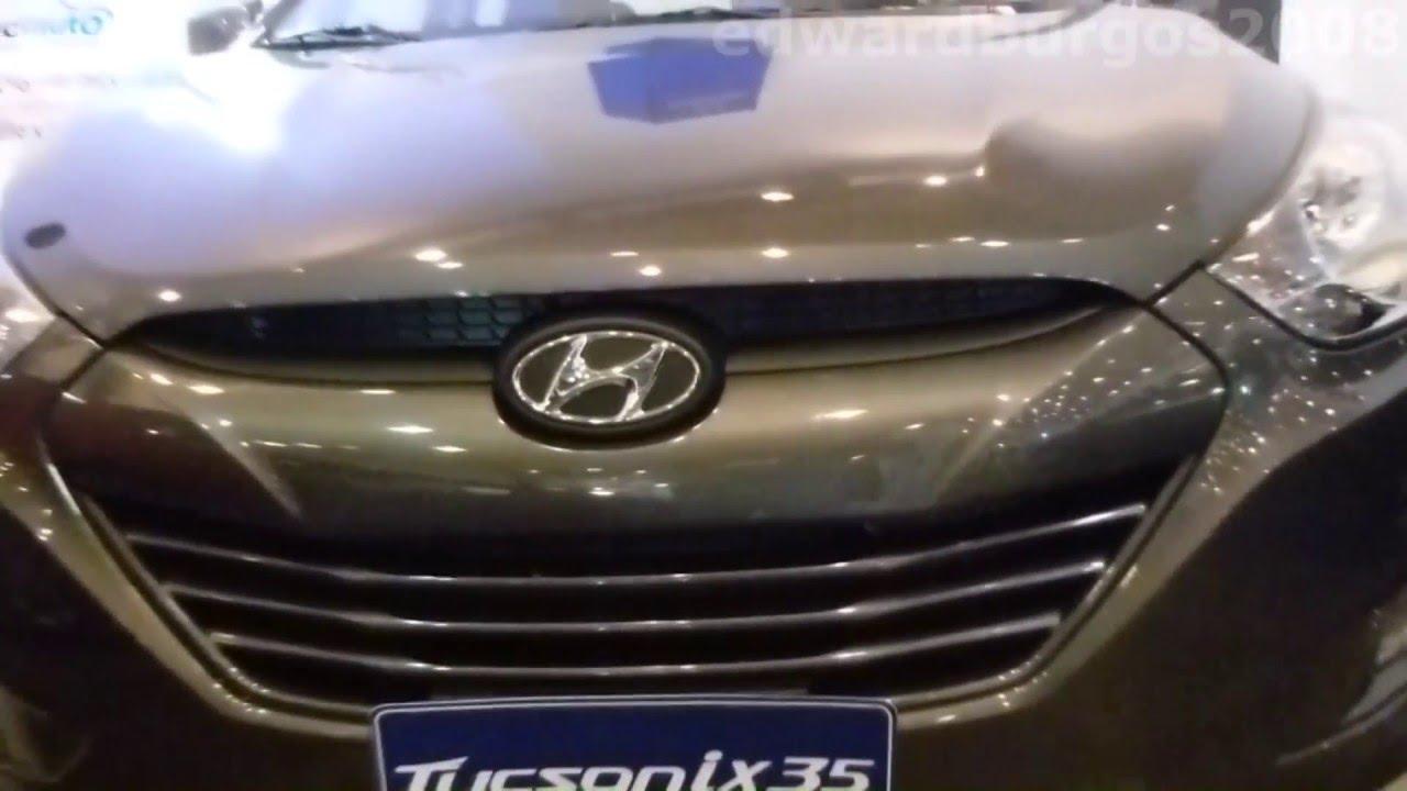 Hyundai tucson ix35 2014 video versi n colombia