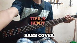 Gambar cover Bass COVER || GENIT - TIPE-X (bassist pemula)