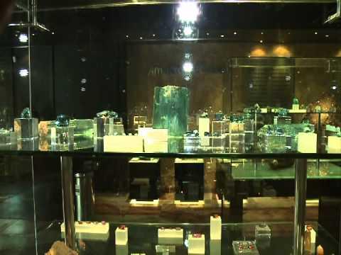 bcca22793b6 Conheça o Museu Amsterdam Sauer de Pedras Preciosas e Minerais Raros ...