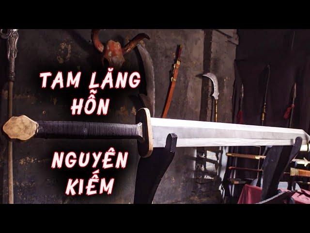 Tam Lăng Hỗn Nguyên Kiếm Đế Rèn 3 Năm Trời 1000 Độ C Mạnh Cỡ Nào Mà Ai Cũng Sợ | Kung Fu | Clip Hay