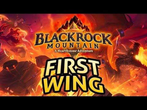 Hearthstone: Blackrock Mountain - First Wing