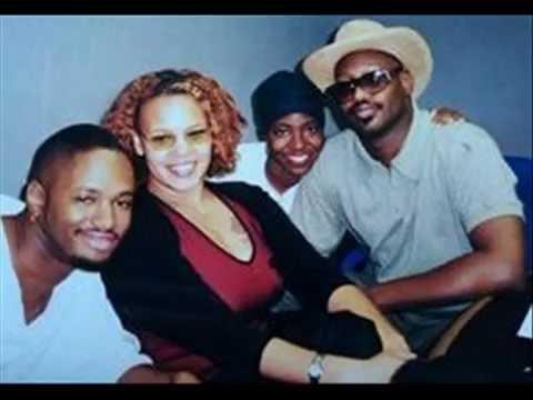 """Aug. 27, 1999 """"MC, Doc & Faith"""" MC Marcus Chapman & Dr. Luv with Faith Evans WGCI Chicago"""