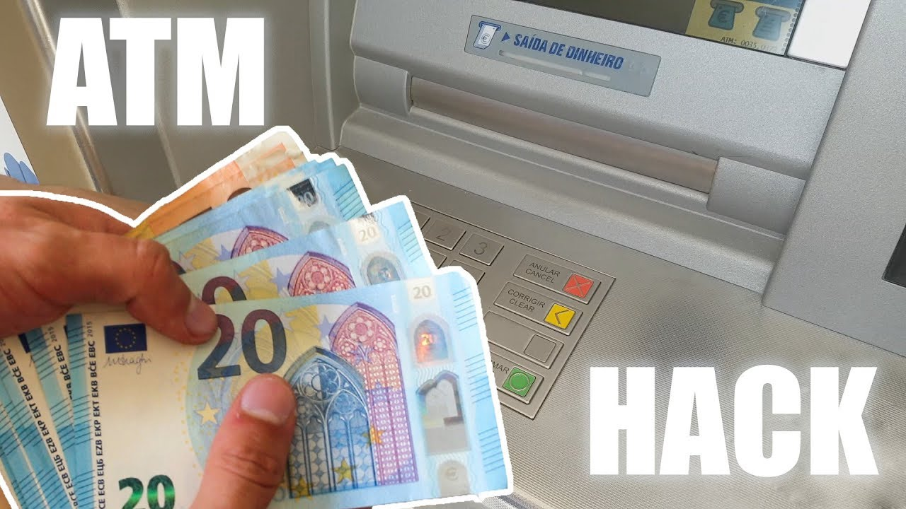 How to HACK any ATM Works Worldwide! EXTRACT REAL MONEY
