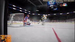 Crosby and the Penguins Take Out the Islanders | NHL 2018-2019 Season: PIT@NYI |F/SO Win, 12-10-2018