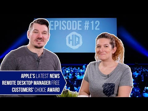 Apple News, Remote Desktop Manager Free (Beta), and More! - HQ #012