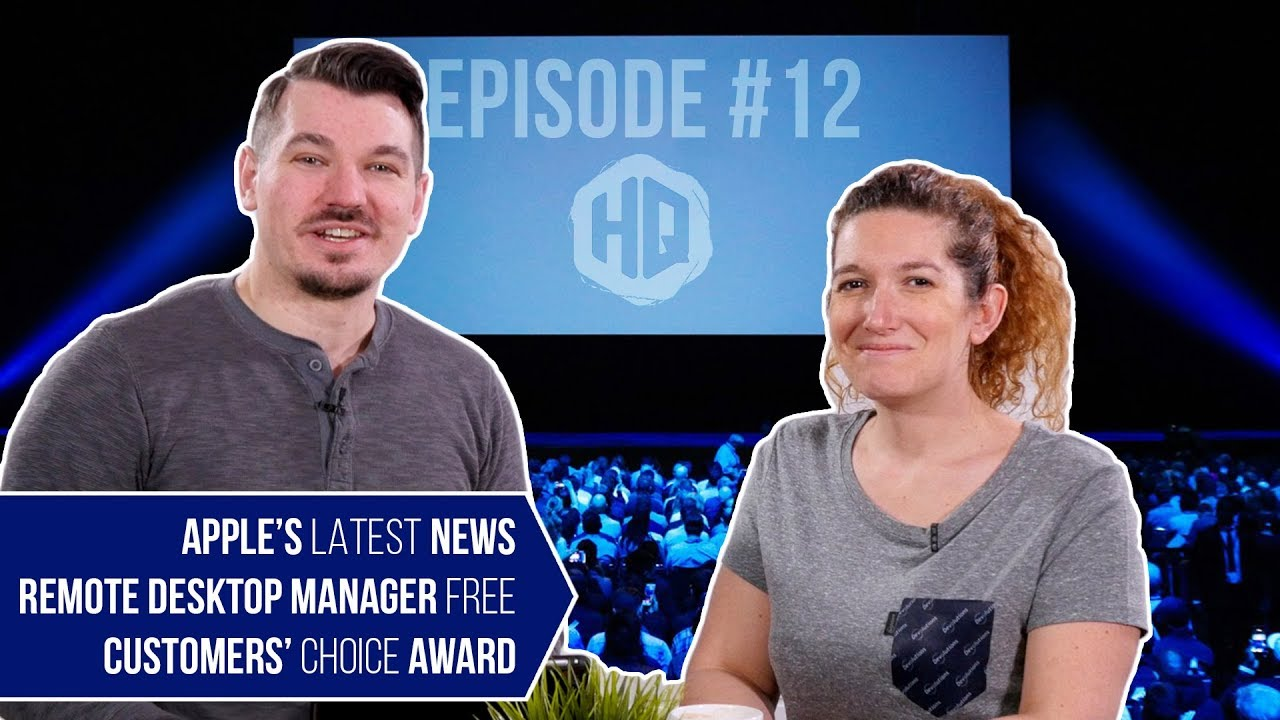 HQ #12 - Apple News, Remote Desktop Manager Free (Beta), and More!