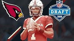 Arizona Cardinals All 2019 NFL Draft Picks