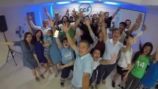 CCF Dagupan, the big MOVE June 3, 2016