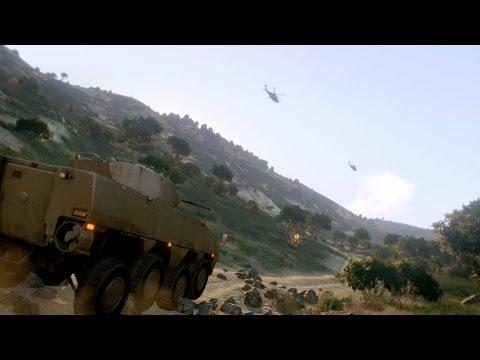 Arma 3 - Beta Trailer