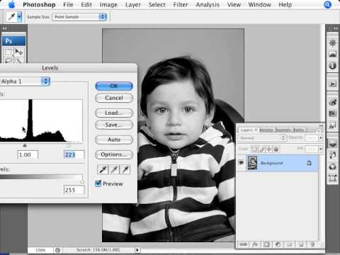 Learn Photoshop - How to Create Window Blinds